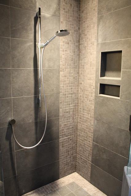 Bathrooms - Douche a l italienne moderne ...