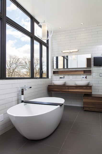 Bathrooms Contemporary Bathroom Toronto By WETSTYLE