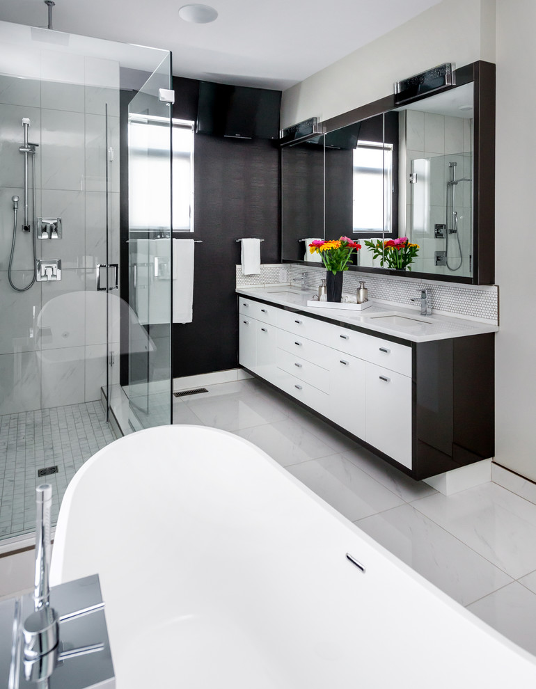 Baths - Contemporary - Bathroom - Calgary - by Redl World ...