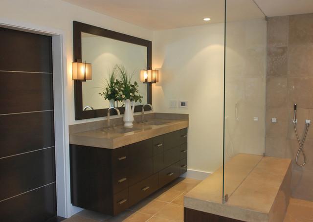 Baths contemporary-bathroom