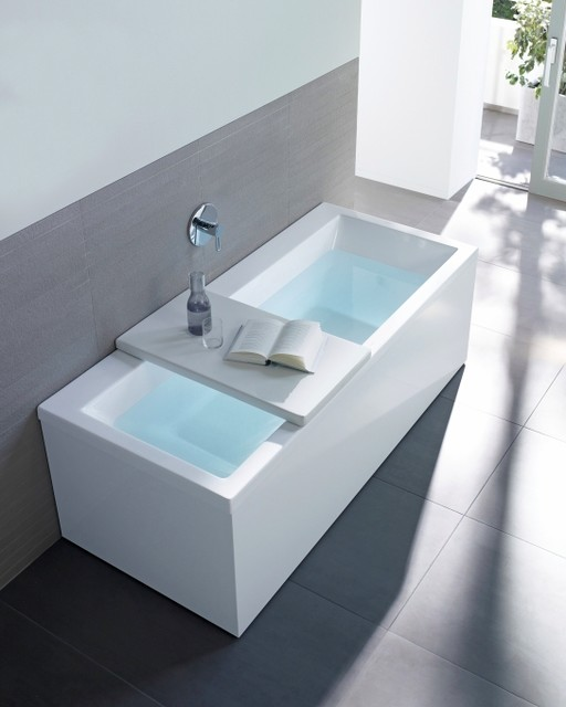 Bathtub Cover Series By Duravit - Contemporary - Bathroom - Chicago