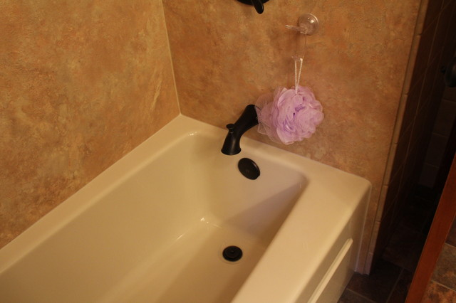 Bathtub Surrounds Dallas Pa Traditional Bathroom