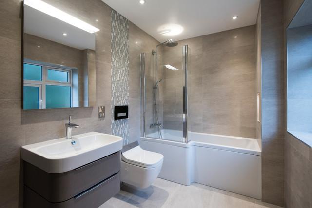 Bawnmore Bathroom And Bedroom Modern Badezimmer West