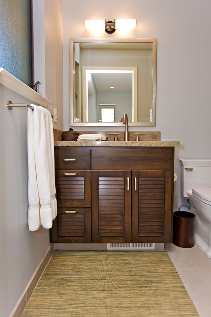Bay Area Small Bathroom Design