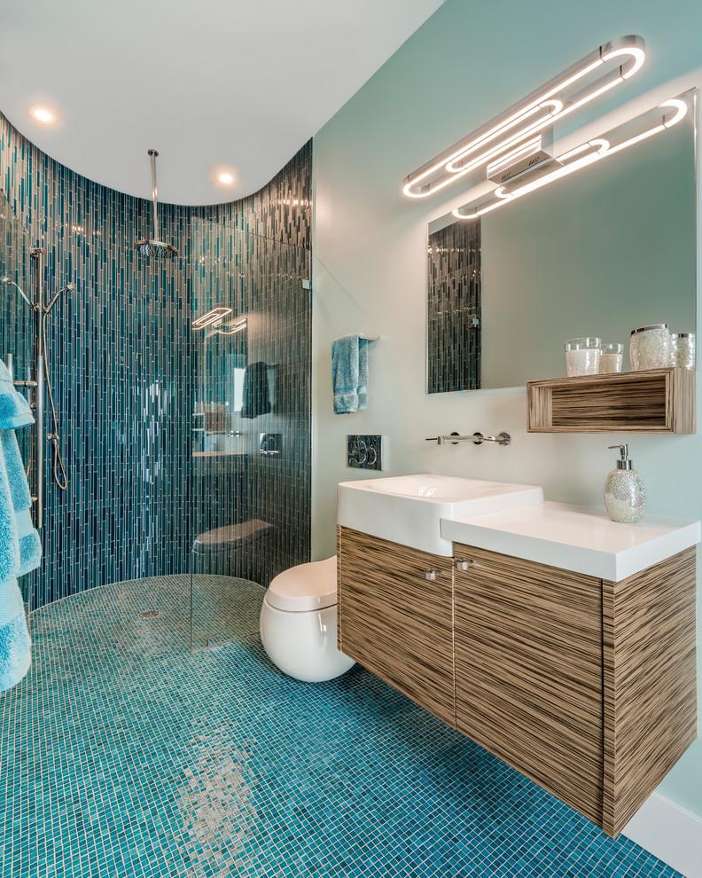 Bay Colony, Fort Lauderdale - Contemporary - Bathroom ...