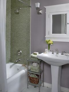 lavender walls