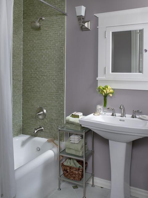Bay Street traditional-bathroom