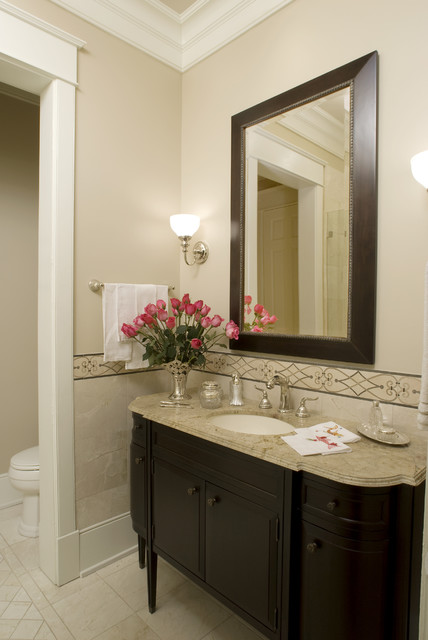 Bayou Oaks traditional bathroom