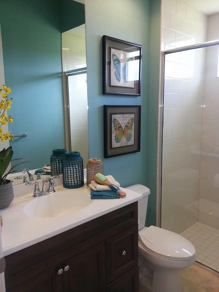 Baypointe Beach Style Bathroom Orlando By Marnie