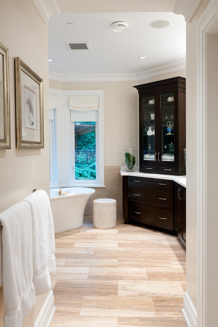 Bayridge Avenue I traditional-bathroom
