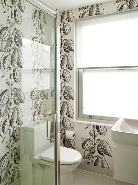 Bayswater Family Home - Contemporary - Bathroom - London ...