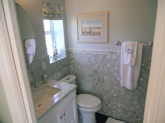 Beach Cottage Beach Style Bathroom Other Metro By All About