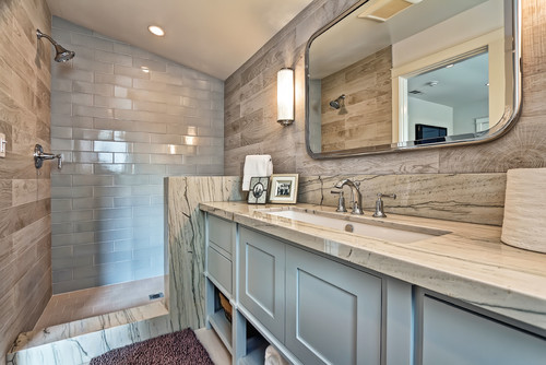 Where Is The Faux Wood Wall Tile From? Its Amazing!