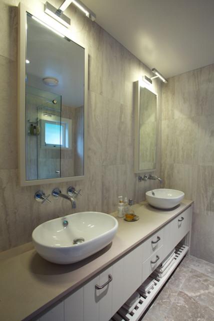 Beach House Bathrooms Contemporary Bathroom Auckland By Du Bois Design Ltd