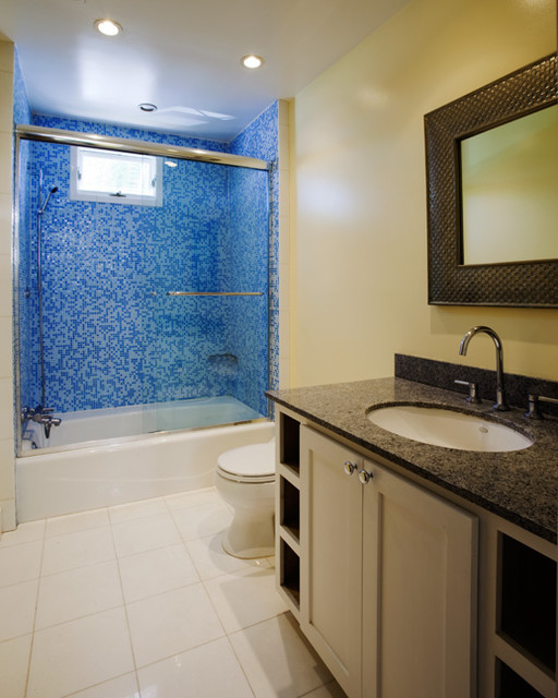 Beach House Bathrooms: Children's Bathroom