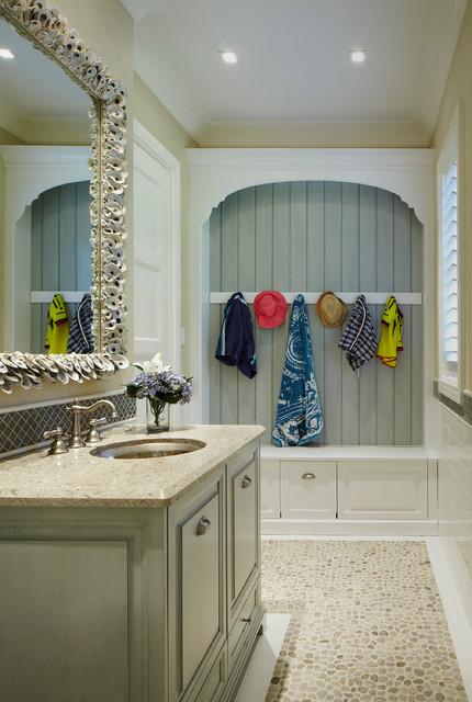 beach house maritim badezimmer miami von galaxy marble. Black Bedroom Furniture Sets. Home Design Ideas