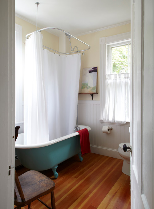 Bathroom Design Ideas With Clawfoot Tub ~ Farmhouse style bathroom ideas town country living