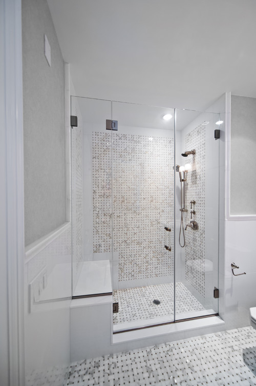 Cute Cleaning Bathroom With Bleach And Water Small Kitchen And Bath Tile Flooring Flat Ugly Bathroom Tile Cover Up Clean The Bathroom With Vinegar And Baking Soda Youthful Renovation Ideas For A Small Bathroom GrayLowe S Canada Bathroom Cabinets Which Shower Door Is For You?   On Time Baths   Kitchens