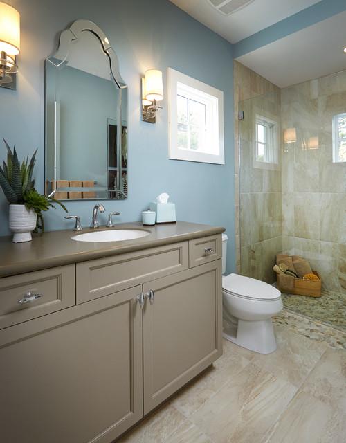 Beach style bathroom - Bagno al mare ...