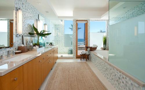 Photos Of Beach Themed Bathrooms   Happy Beachcomber