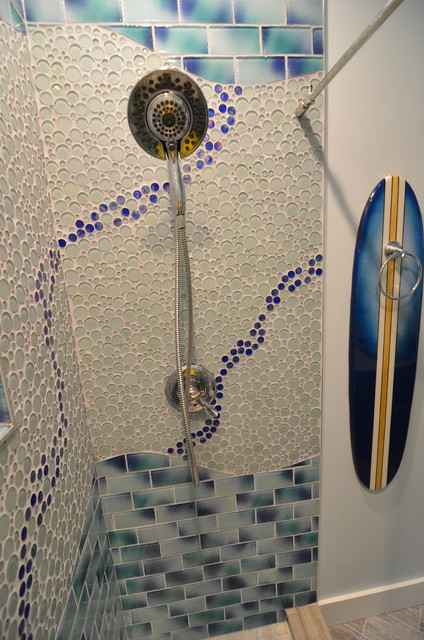 beach themed bathroom remodel