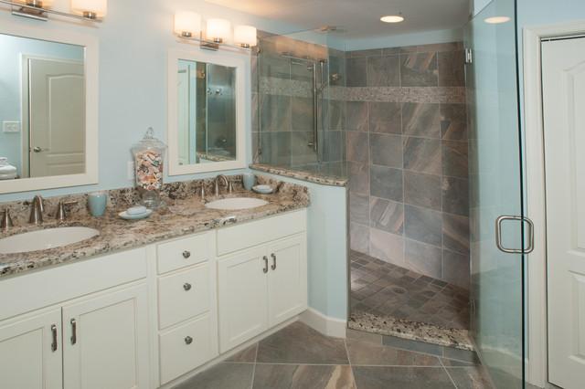 Beach Condo Bathroom Remodel