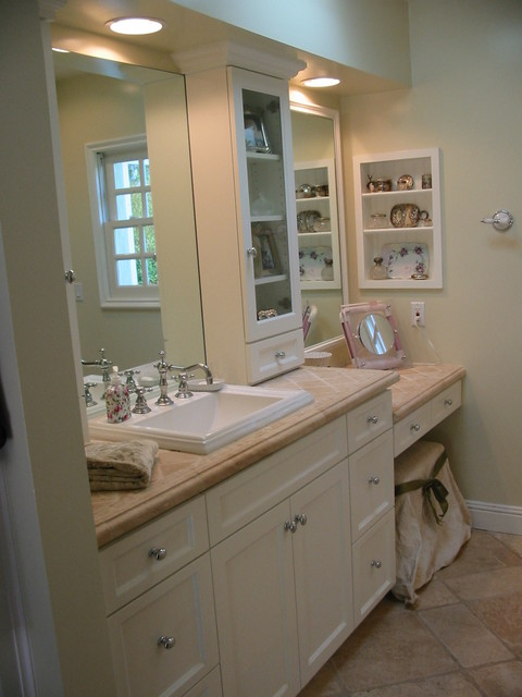 cottage style bathroom – laptoptablets