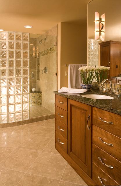 Bear Creek Large Master Bath Remodel traditional-bathroom