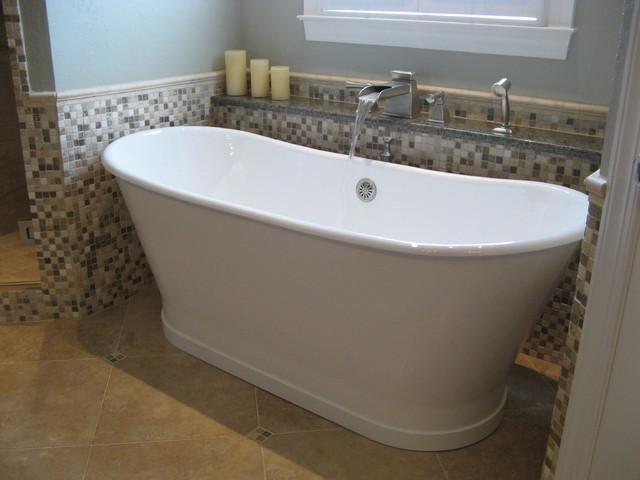 Beaumont Construction, Inc. traditional-bathroom