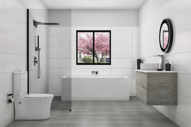 Beaumont Tiles Bathroom Inspiration Adelaide