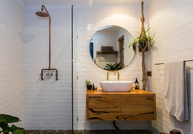 Beaumont Tiles Living Tropical Bathroom Adelaide By Beaumont Tiles Houzz Nz