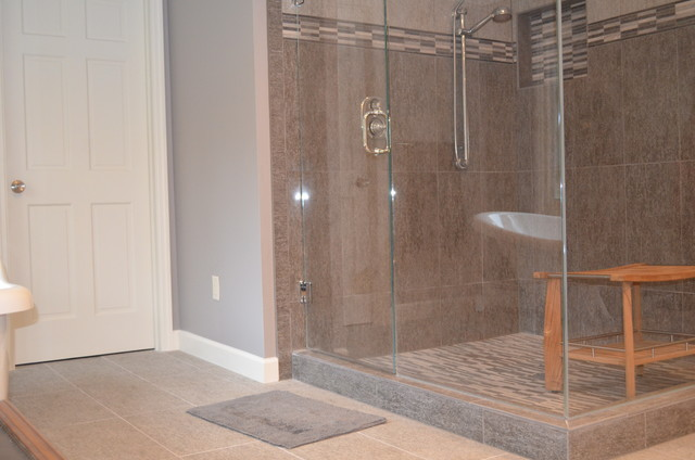 Beautiful bathroom remodel cincinnati oh indian hill for Bathroom designs usa