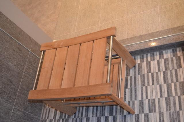 Beautiful Bathroom Remodel, Cincinnati, OH (Indian Hill) transitional-bathroom