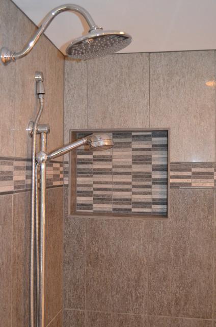 Beautiful bathroom remodel cincinnati ohio indian hill for Bathroom designs indian homes