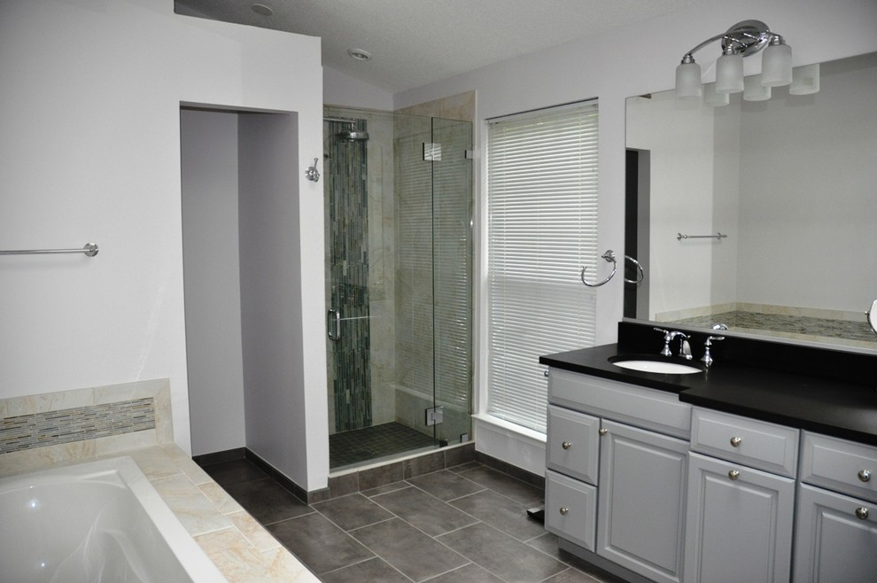 Beautiful Bathroom Remodel - Contemporary - Bathroom - DC ...