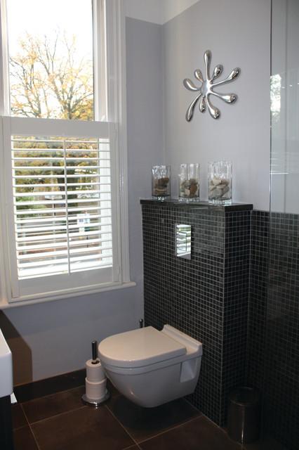 Beautiful Bathroom transformation contemporary-bathroom