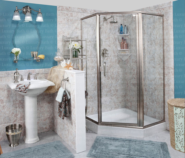 Beautiful Bathrooms Houzz: Beautiful Luxury Bath Examples
