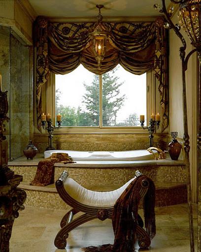 Beautiful Master Bath mediterranean-bathroom