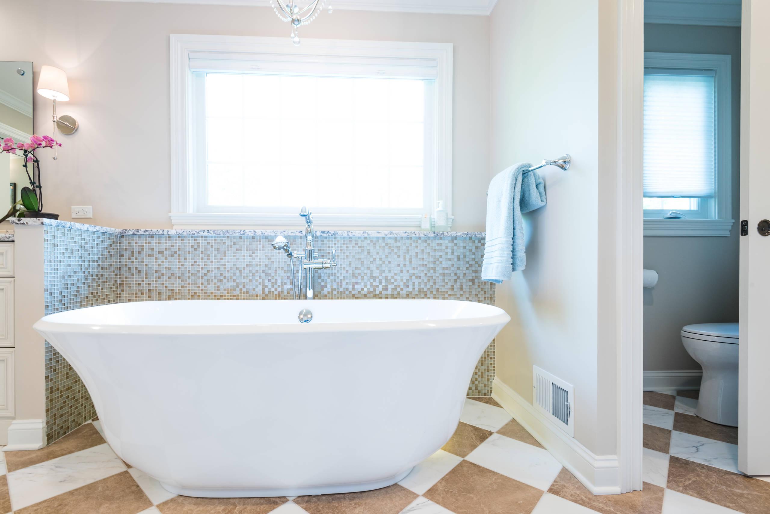 Beautiful Palatine Master Bath