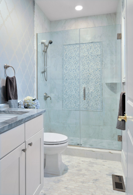Beautiful Residential Spaces traditional-bathroom