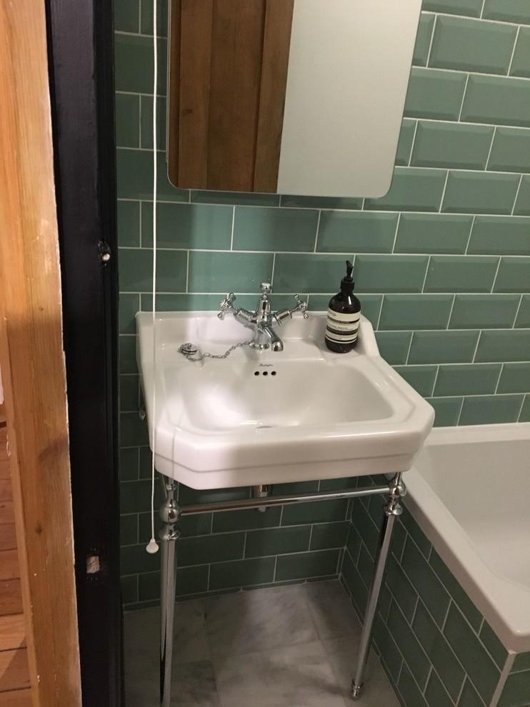 Beautiful Small Bathroom - Traditional - Bathroom - London - By Celli | Design & Build
