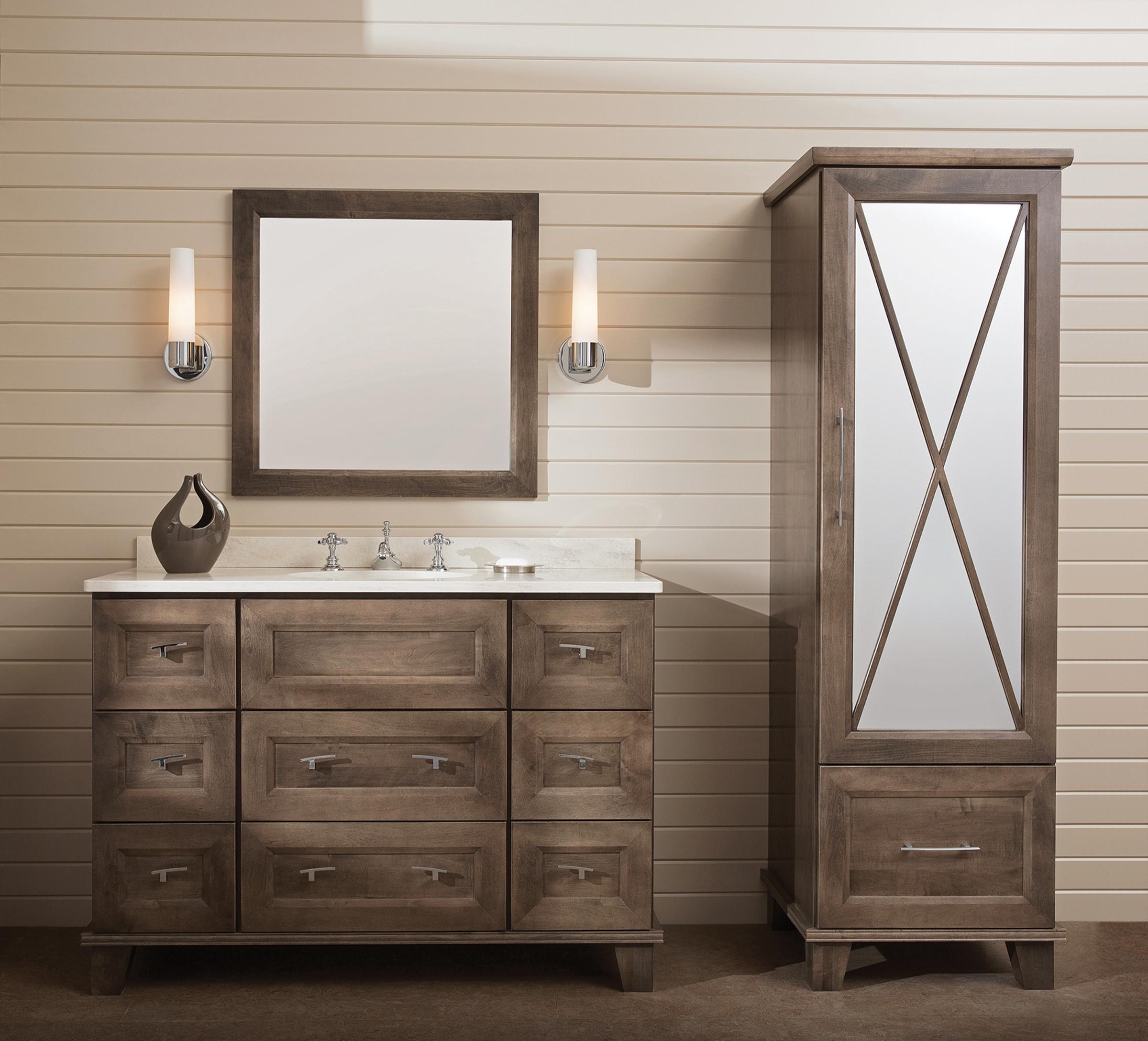 Furniture Style Bathroom Vanities Ideas, Bathroom Vanities That Look Like Furniture