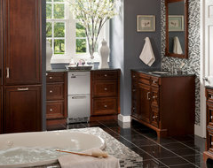 Beauty Drawers for the Bathroom traditional-bathroom