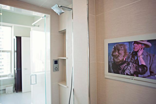 Bathroom electonics modern-bathroom