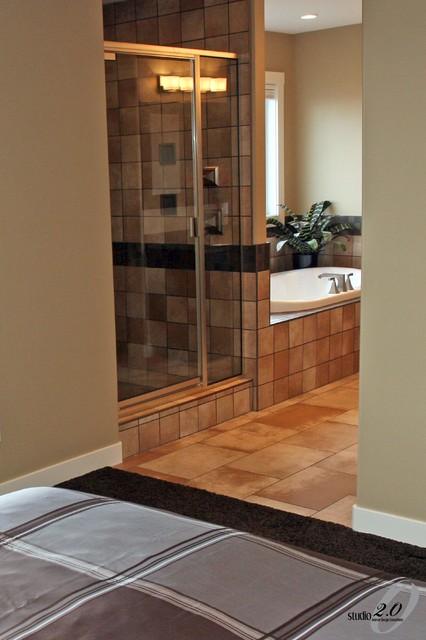 Bedroom Design traditional-bathroom