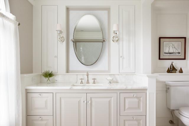 Bedroom Suite Birthday Surprise Traditional Bathroom Boston By Mmo Designs