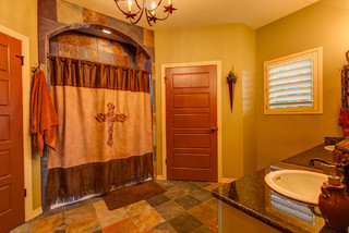 Home Remodeling Austin on Bee Cave Tx Remodel   Eclectic   Bathroom   Austin   By Agave Custom