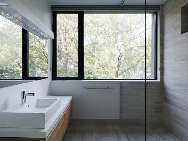 Beech House Contemporary Bathroom Toronto By