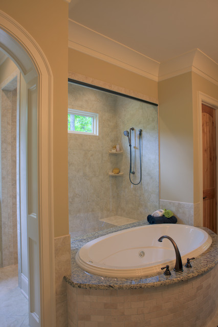 Beechtree Bay traditional-bathroom