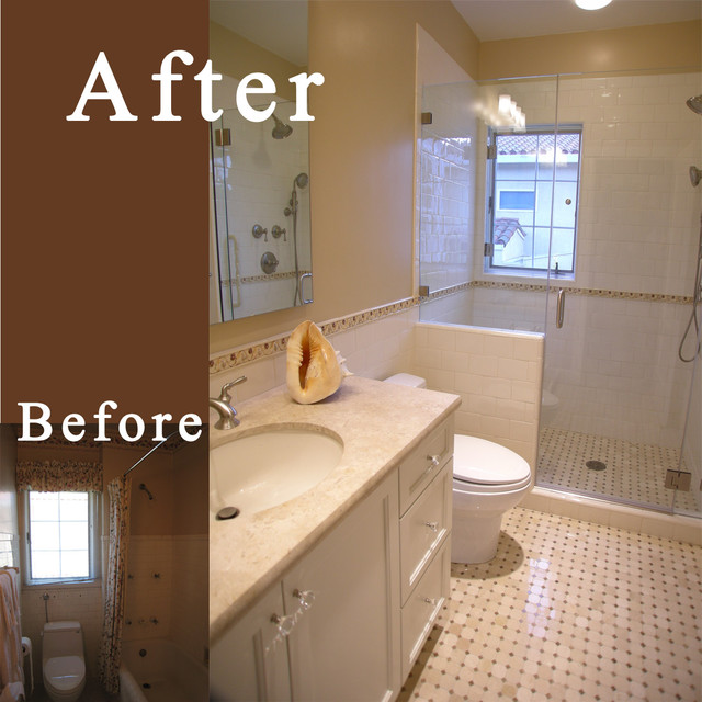 Before And After Bathroom Edition
